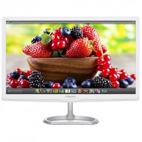 Monitor Philips 276E6ADSS White/Silver-Glossy