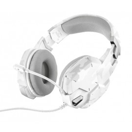 Casti Trust GXT322W Camouflage White