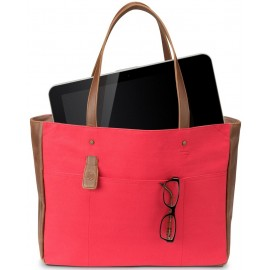 "Geanta 14"" HP Ladies Red Tote"