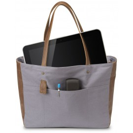"Geanta 14"" HP Ladies Grey Tote"
