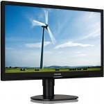 Monitor Philips 231S4QCB Black