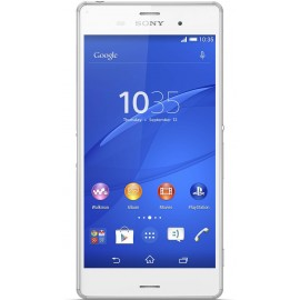 Smartphone Sony Z3 Single SIM White