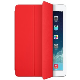 Husa de protectie Apple Smart Cover pentru iPad Air Red