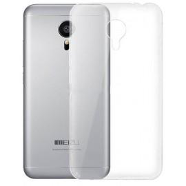 Husa de protectie GO COOL pentru Meizu M3 Note Transparent