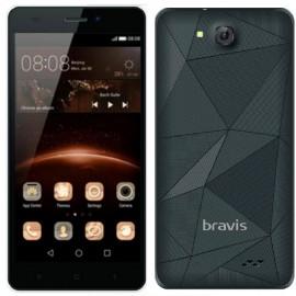 Smartphone Bravis Joy A503 Black