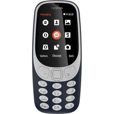 Telefon mobil Nokia 3310 (2017) Yellow