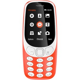 Telefon mobil Nokia 3310 (2017) Warm Red
