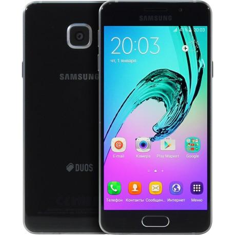 Smartphone Samsung Galaxy A310F Black