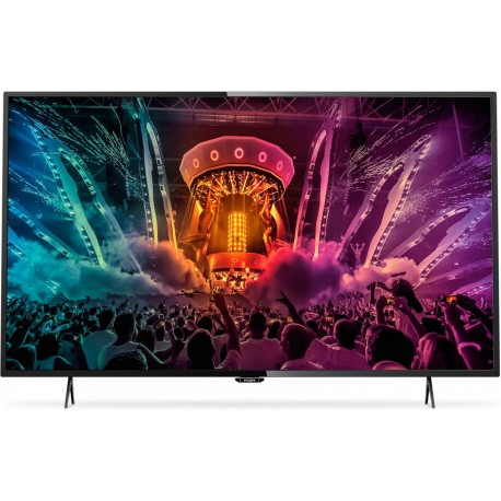 Televizor LED Philips 55PUS6101/12 Black