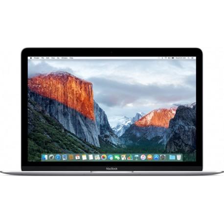 Laptop Apple MacBook Silver
