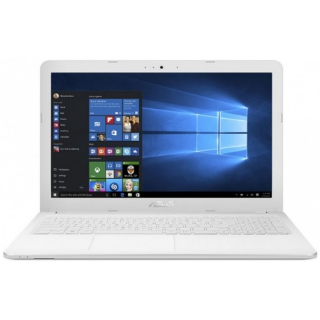 Laptop ASUS X541SC White