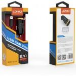 Incarcator auto LDNIO DL-C22 USB Black