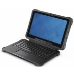 Laptop DELL Latitude 12 Rugged Black (7202) + Keyboard