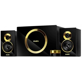 Boxe SVEN MS-1086 Gold Black