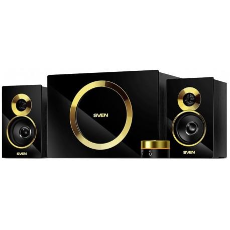 Boxe SVEN MS-1086 Gold Black