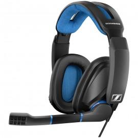 Casti Sennheiser GSP 300 Black-Blue