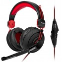 Casti SVEN AP-G888M Black-Red