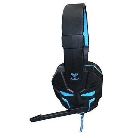 Casti AULA Prime LB-01 Black/Blue
