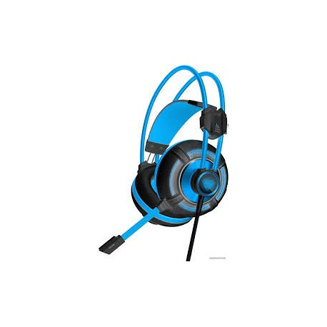 Casti AULA Spirit Wheel Black/Blue