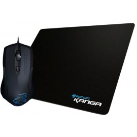 Mouse + Kanga ROCCAT Bundle: Lua Black