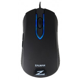 Mouse ZALMAN ZM-M201R Black