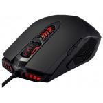 Mouse ASUS GX860 Buzzard Black