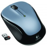 Mouse Logitech M325 Light Silver