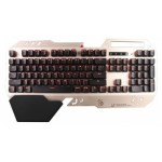 Tastatura A4tech Bloody B860 Full LightStrike Golden Black