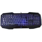 Tastatura AULA Surprise Evil Black