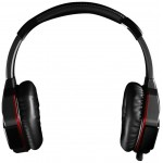 Casti A4tech Bloody G501 Black/Red