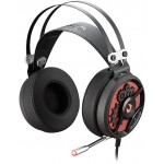 Casti A4tech Bloody M660 Black/Red