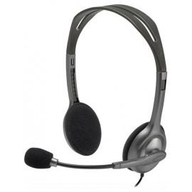 Casti Logitech H111 Black