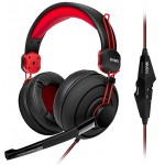 Casti SVEN AP-G888MV Black/Red