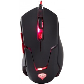 Mouse Natec Genesis GX44 Black
