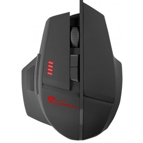 Mouse Natec Genesis GX58 Black
