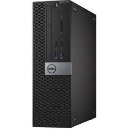 Sistem desktop DELL OptiPIex 3040 SFF, Win 7 Pro En (W10 Pro)