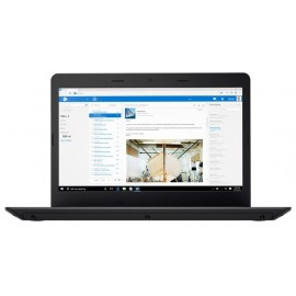 Laptop Lenovo ThinkPad E470 Graphite Black