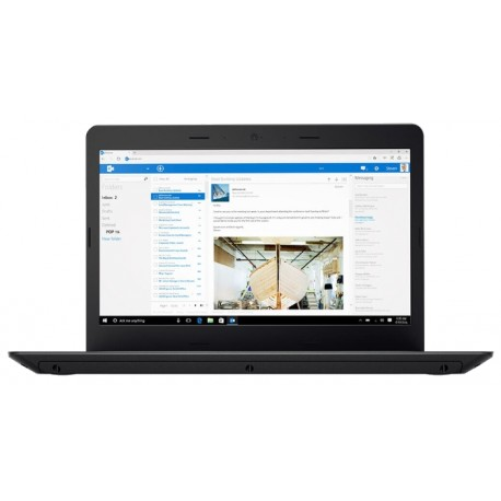 Laptop Lenovo ThinkPad E470 Graphite Black
