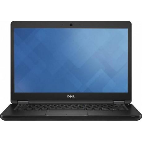 Laptop DELL Latitude 5480 Black