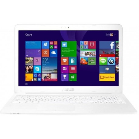 Laptop ASUS E502NA White