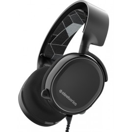 Casti SteelSeries Arctis 3 Black