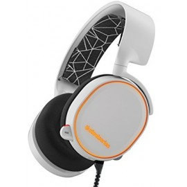 Casti SteelSeries Arctis 5 White