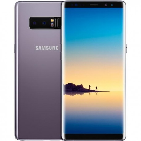 Smartphone Samsung Galaxy Note 8 Orchide Gray