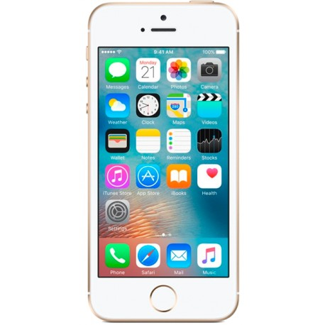 Smartphone Apple iPhone SE , 16GB, Gold