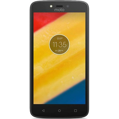 Smartphone Motorola C Plus Black