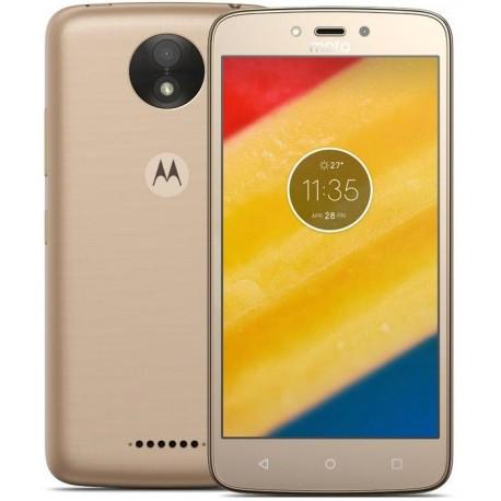 Smartphone Motorola Moto C Plus Gold