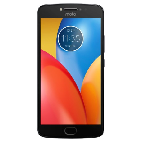 Motorola Moto E Plus Grey