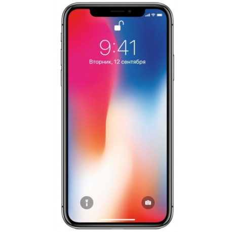 Smartphone Iphone X, Grey