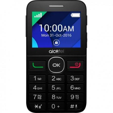 Telefon mobil Alcatel OT-2008G Black