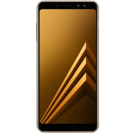 Smartphone Samsung Galaxy A8 Plus, Gold